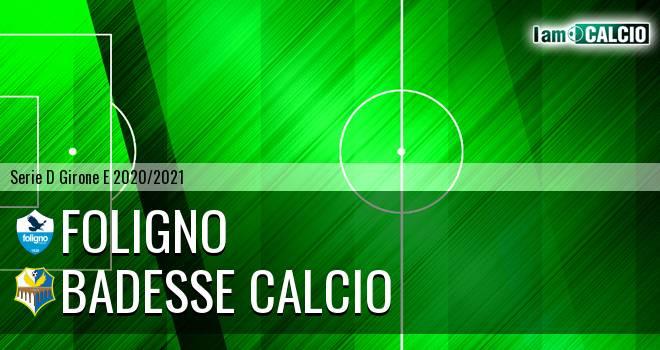 Foligno - Badesse Calcio