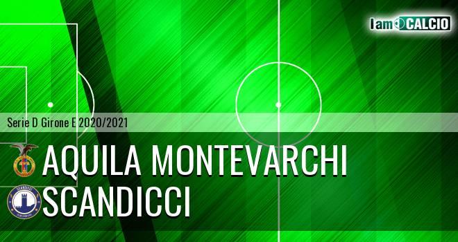 Aquila Montevarchi - Scandicci