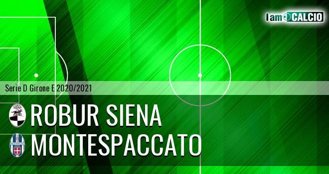 Siena 1904 - Montespaccato