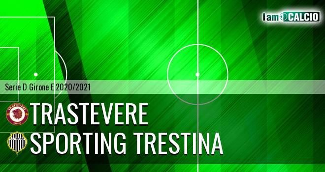 Trastevere - Sporting Trestina