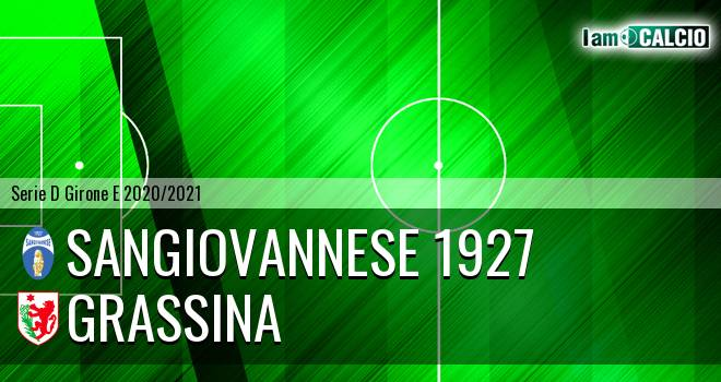 Sangiovannese 1927 - Grassina