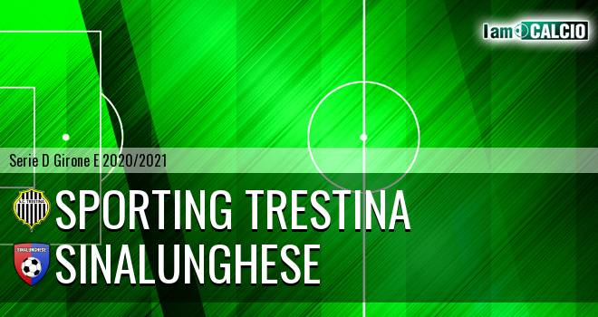 Sporting Trestina - Sinalunghese