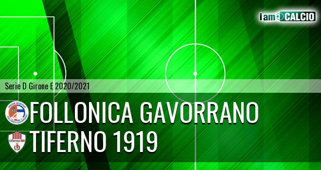 Follonica Gavorrano - Tiferno 1919