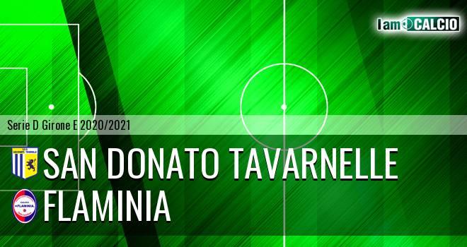 San Donato Tavarnelle - Flaminia