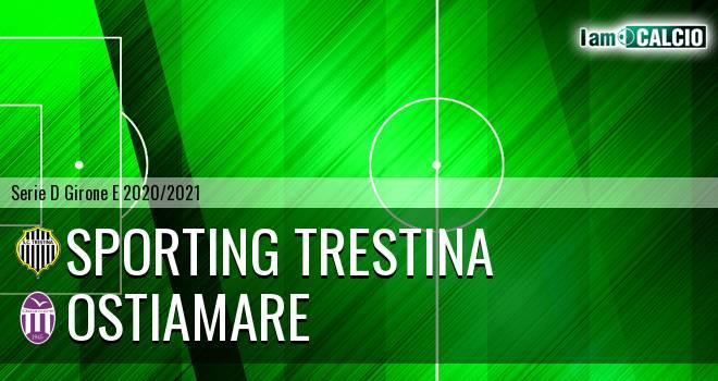 Sporting Trestina - Ostiamare