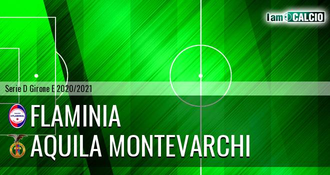 Flaminia - Aquila Montevarchi