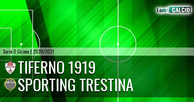 Tiferno 1919 - Sporting Trestina