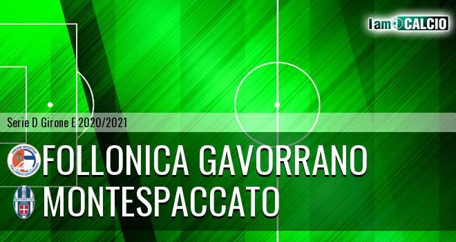 Follonica Gavorrano - Montespaccato