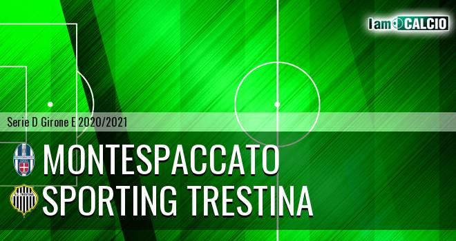 Montespaccato - Sporting Trestina