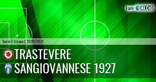 Trastevere - Sangiovannese 1927