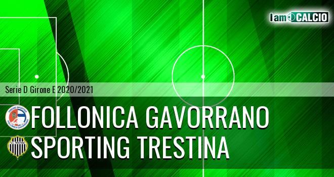 Follonica Gavorrano - Sporting Trestina