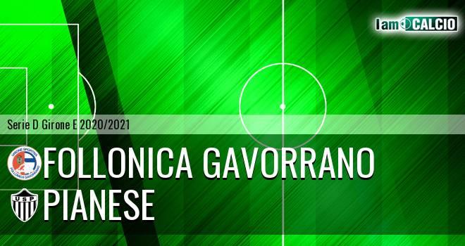 Follonica Gavorrano - Pianese