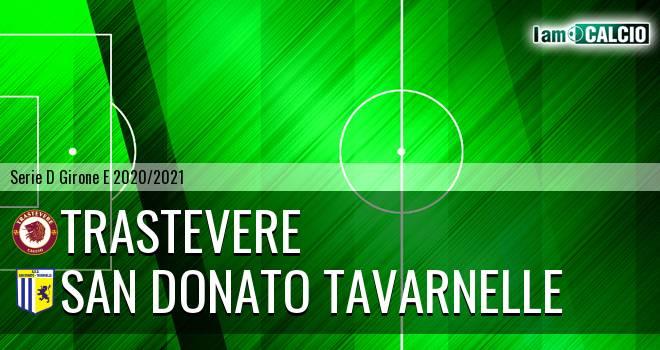 Trastevere - San Donato Tavarnelle