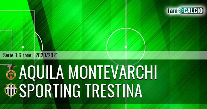 Aquila Montevarchi - Sporting Trestina