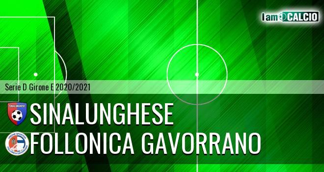 Sinalunghese - Follonica Gavorrano