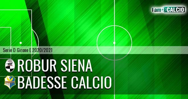 Siena 1904 - Badesse Calcio