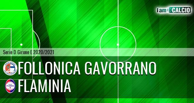 Follonica Gavorrano - Flaminia