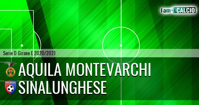 Aquila Montevarchi - Sinalunghese