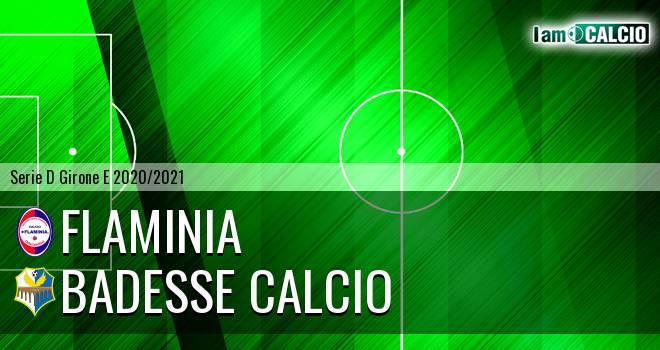 Flaminia - Badesse Calcio