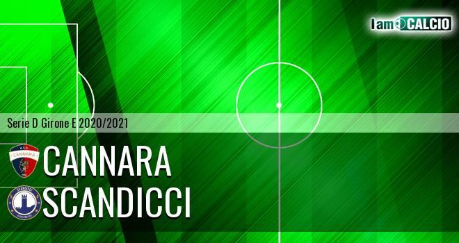 Cannara - Scandicci