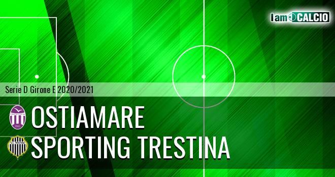 Ostiamare - Sporting Trestina