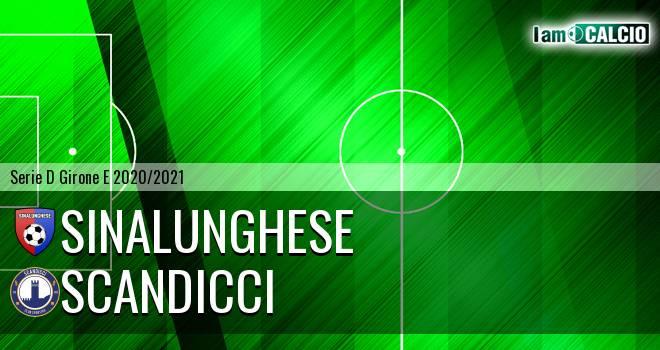 Sinalunghese - Scandicci