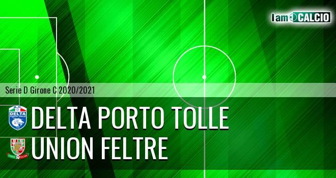 Delta Porto Tolle - Union Feltre