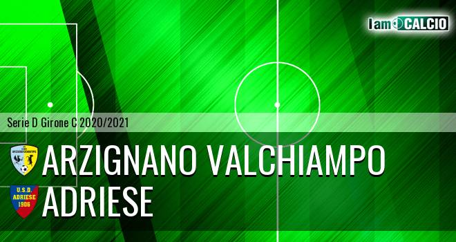 Arzignano Valchiampo - Adriese