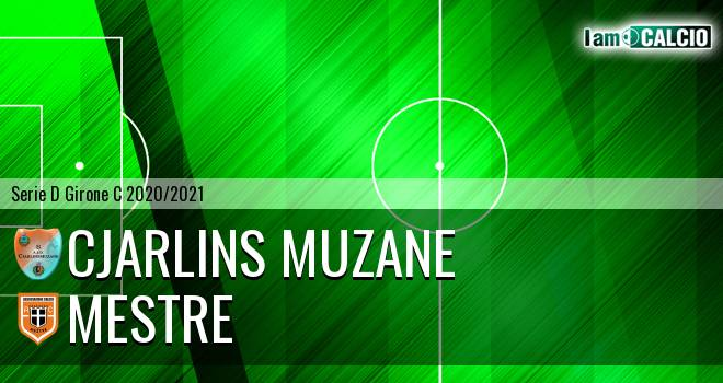 Cjarlins Muzane - Mestre