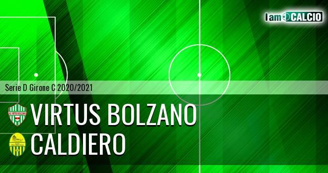 Virtus Bolzano - Caldiero