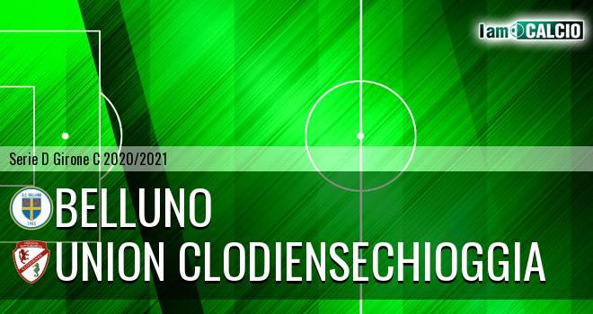 Belluno - Union Clodiense