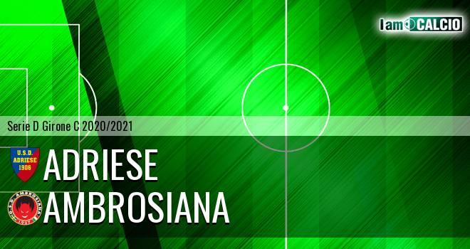 Adriese - Ambrosiana