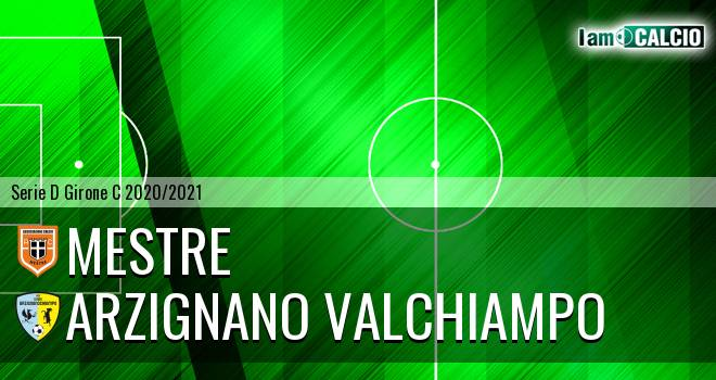 Mestre - Arzignano Valchiampo