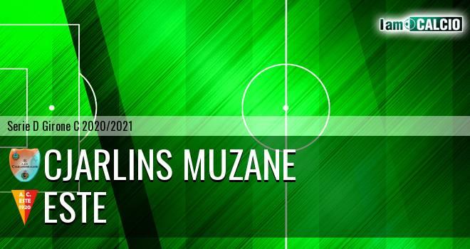 Cjarlins Muzane - Este