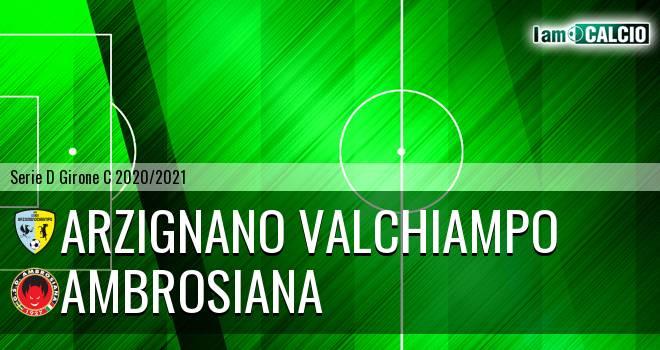 Arzignano Valchiampo - Ambrosiana