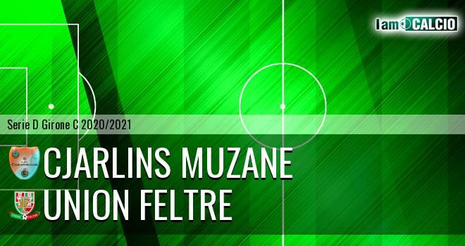 Cjarlins Muzane - Union Feltre