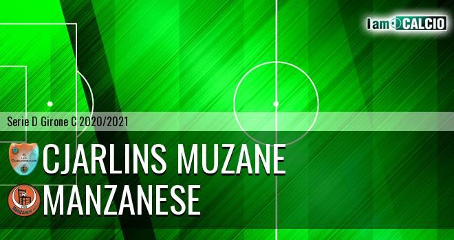 Cjarlins Muzane - Manzanese