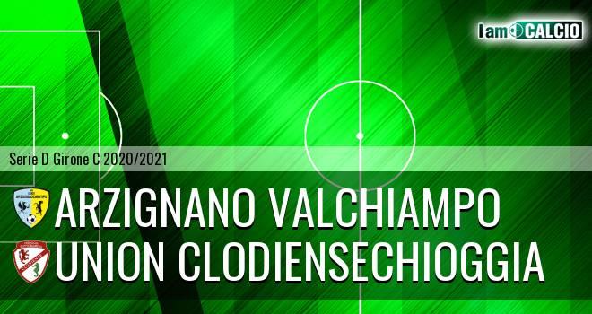 Arzignano Valchiampo - Union Clodiense
