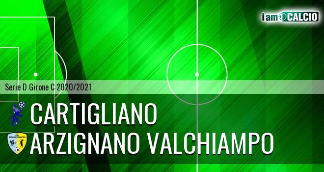 Cartigliano - Arzignano Valchiampo