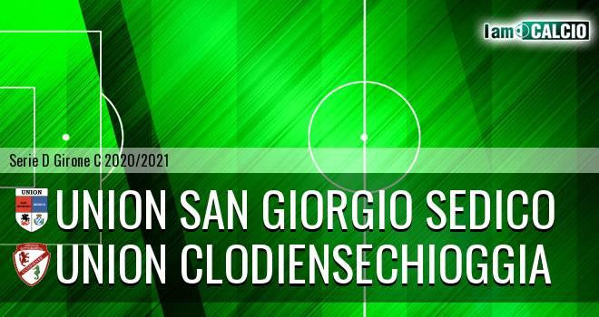 Union San Giorgio Sedico - Union Clodiense