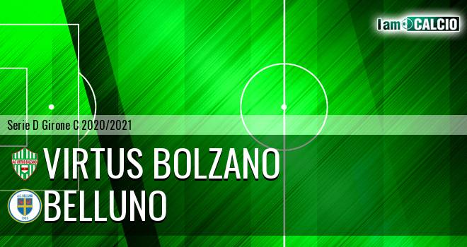 Virtus Bolzano - Belluno