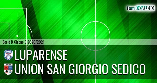 Luparense - Union San Giorgio Sedico