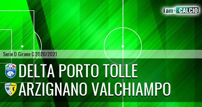 Delta Porto Tolle - Arzignano Valchiampo