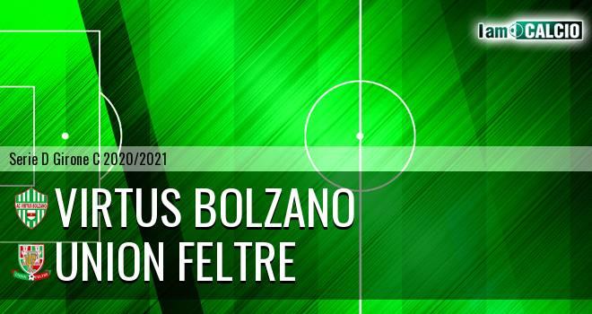 Virtus Bolzano - Union Feltre