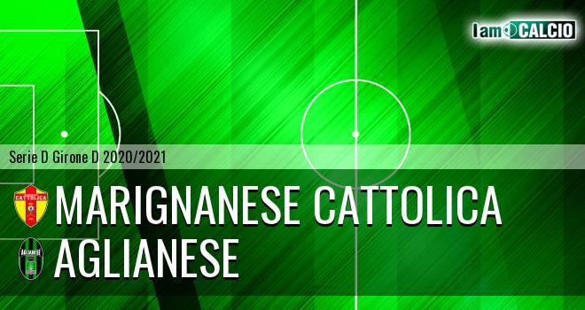 Marignanese Cattolica - Aglianese