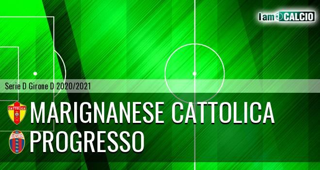 Marignanese Cattolica - Progresso