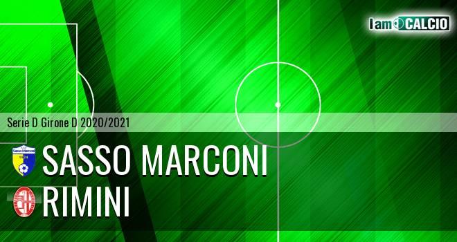 Sasso Marconi - Rimini