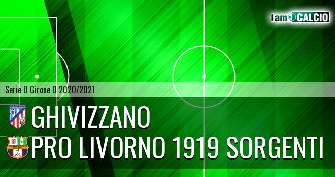 Ghiviborgo - Pro Livorno 1919