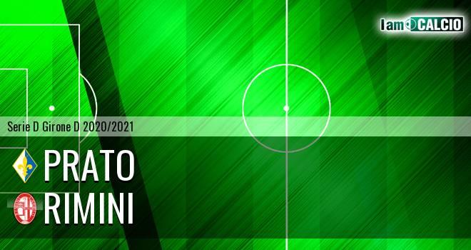 Prato - Rimini