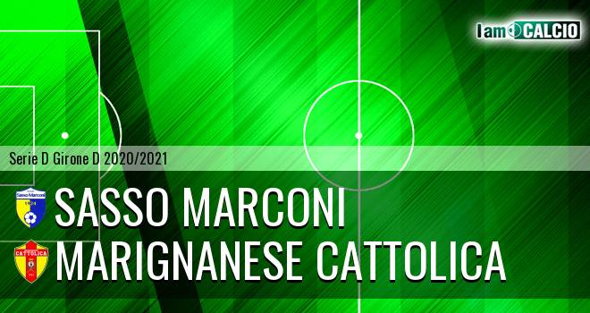Sasso Marconi - Marignanese Cattolica